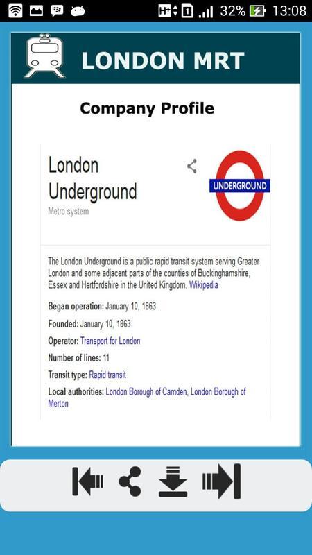 london underground schedule