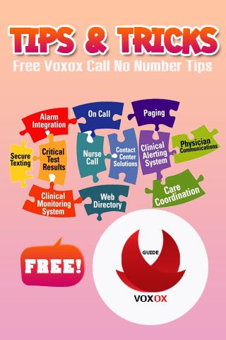Free Voxox Call No Number Tips for Android - APK Download