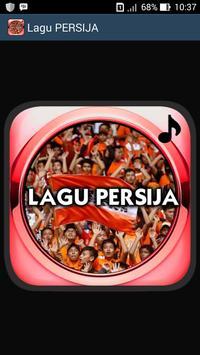 Lagu PERSIJA poster