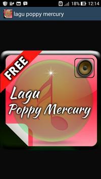 Lagu Poppy Mercury poster