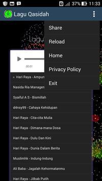 Lagu Qasidah Lawas screenshot 2