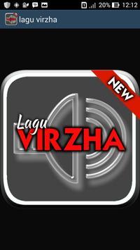 Lagu Virzha poster
