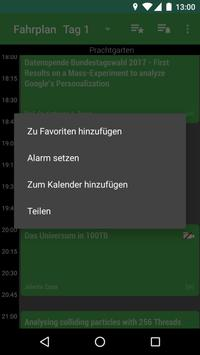 MRMCD 2017 Programm apk screenshot