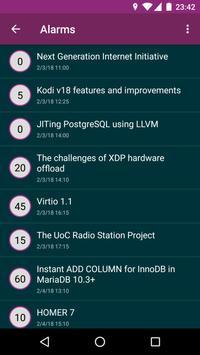 FOSDEM 2018 Schedule apk screenshot
