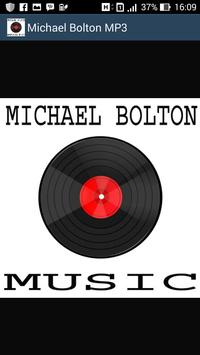 Michael Bolton Hits - Mp3 poster
