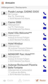 Mondorf Guide screenshot 5