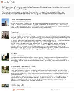Mondorf Guide screenshot 9