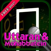Lagu Mohabbatein - Uttaran icon