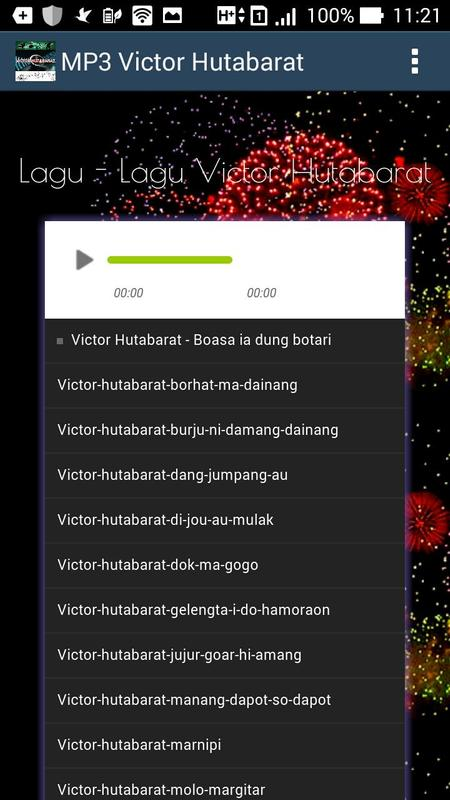 Lagu victor hutabarat mp3 for android apk download.