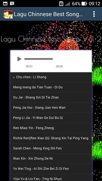 Chinese Best Songs Vol Dua poster