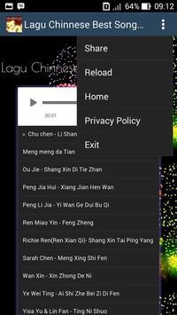 Chinese Best Songs Vol Dua apk screenshot