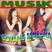 Goyang Morena Apps - MP3 icon
