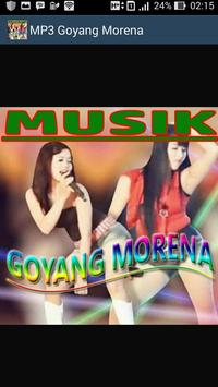Goyang Morena Apps - MP3 poster