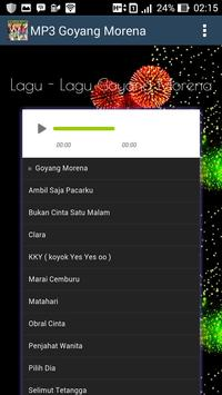 Goyang Morena Apps - MP3 screenshot 1