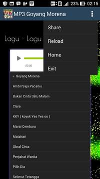Goyang Morena Apps - MP3 screenshot 2
