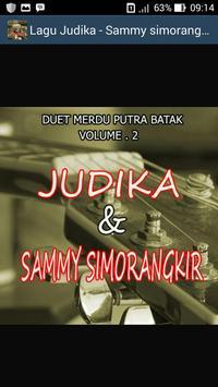 Lagu Judika & Sammy S Vol Dua poster