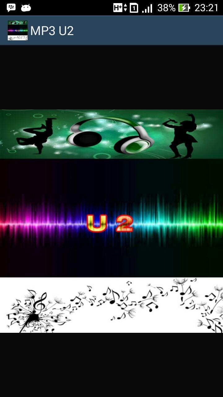 download u2 mp3