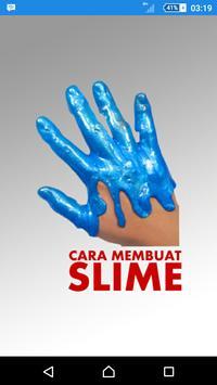 Cara Membuat Slime Mudah poster