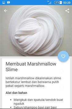 Cara Membuat Slime Mudah apk screenshot