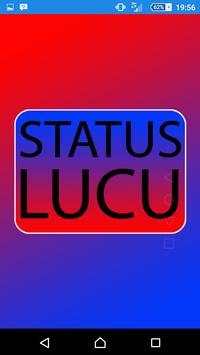 Status Lucu poster
