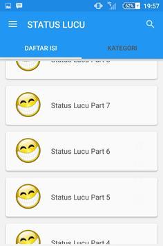 Status Lucu apk screenshot