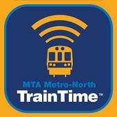 Metro-North Train Time icon
