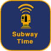 MTA Subway Time icon
