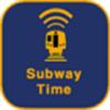MTA Subway Time 圖標
