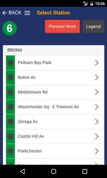 MTA Subway Time apk screenshot