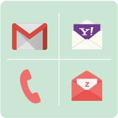 Total Acesso aos Emails ícone