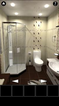 Bathroom - room escape game - poster