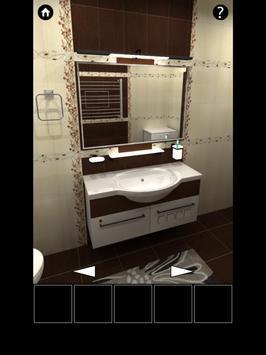 Bathroom - room escape game - apk screenshot