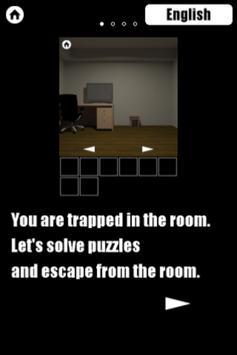 HAUNTED ROOM-room escape game- apk screenshot