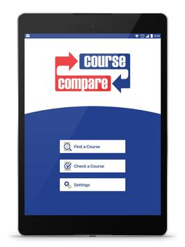 Course Compare apk screenshot