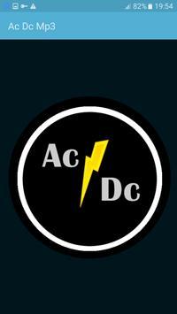 Ac Dc Mp3 poster
