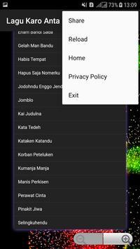Lagu Karo Anta Prima Ginting screenshot 2