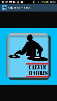Calvin Harris Mp3 poster