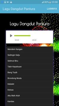 Lagu Dangdut Pantura apk screenshot