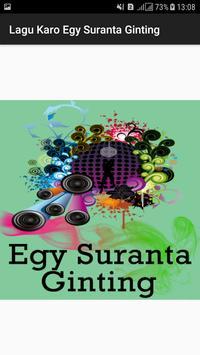 Lagu Karo Egy Suranta Ginting poster