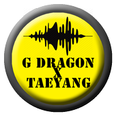 K Pop G Dragon x Taeyang icon