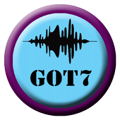 K Pop GOT7 icon