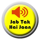 OST Jab Tak Hai Jaan India Songs icon