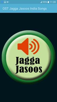 OST Jagga Jasoos India Songs poster