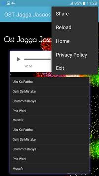 OST Jagga Jasoos India Songs screenshot 2