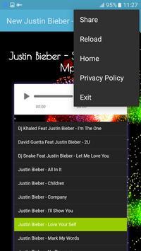 New Justin Bieber - Selena Gomez Songs apk screenshot