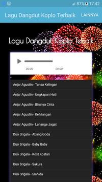 Lagu Dangdut Koplo Terbaik apk screenshot