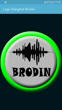Lagu Dangdut Brodin poster