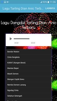 Lagu Tarling Dian Anic Terbaru apk screenshot