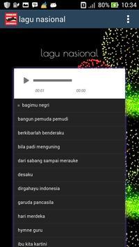 Lagu Nasional apk screenshot