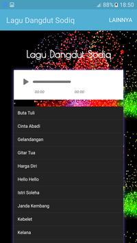 Lagu Dangdut Sodiq apk screenshot